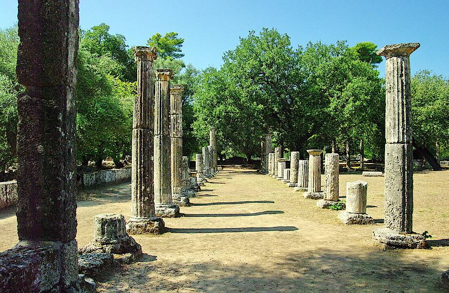 Обман и скандалы: как древние греки проводили Олимпийские игры