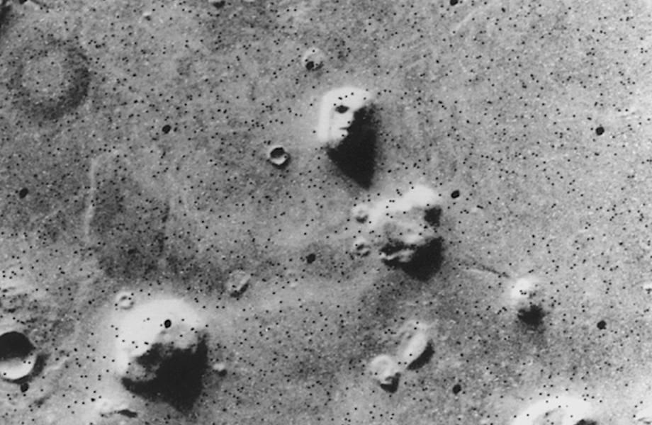 5 странных рельефов и явлений на Марсе, которые пока не поддаются объяснению