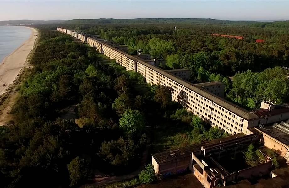 Видео: Крупнейший в мире отель, так и не принявший ни одного гостя