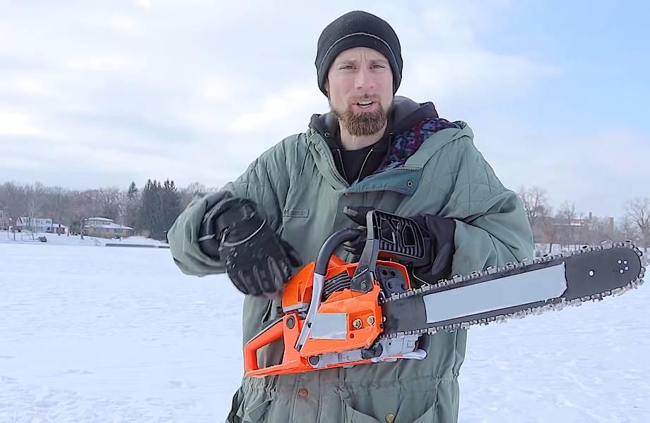 Видео: Как сделать карусель изо льда