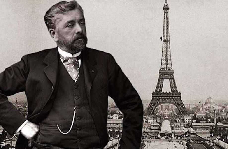 Что скрывала тайная квартира Эйфеля в знаменитой парижской башне