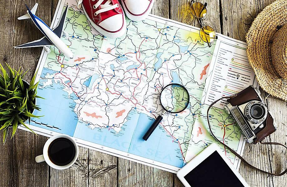 5 проверенных способов путешествовать много и дешево