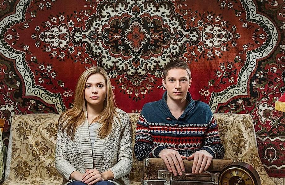 Зачем в СССР на стены вешали ковры: 5 причин