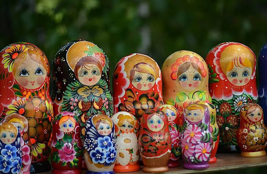5 русских имен, которые популярны у иностранцев
