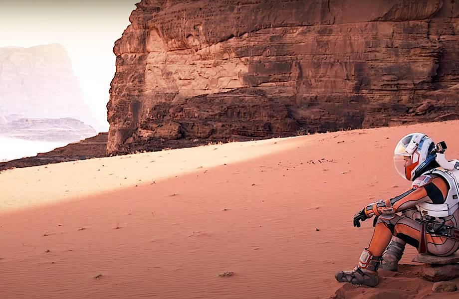 Видео: Что будет на Марсе до 2058 года