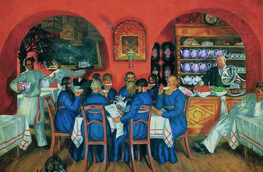 Почему в прошлом московские кофейни были небезопасны, а петербуржцы почти не готовили