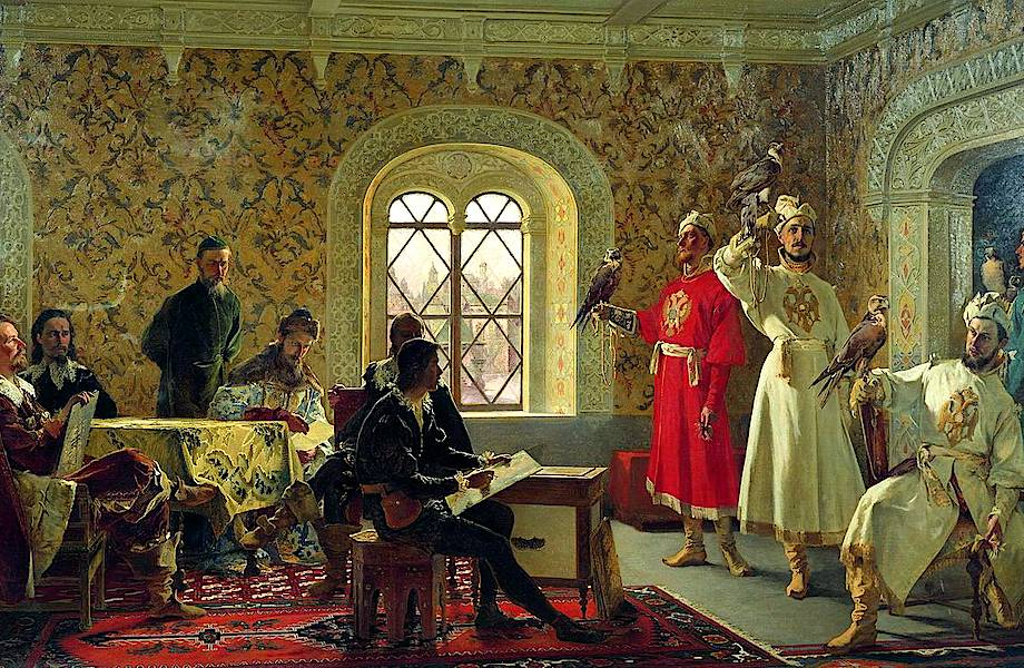 На что тратили казну российские императоры