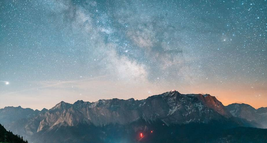 Фото дня: небо, которым можно любоваться часами