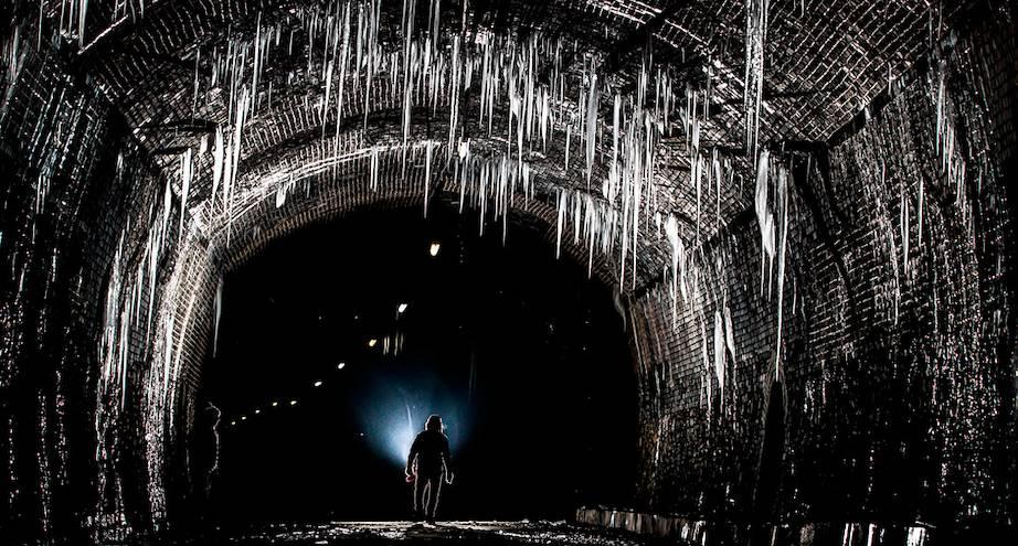 Фото дня: тоннель в нацпарке Англии