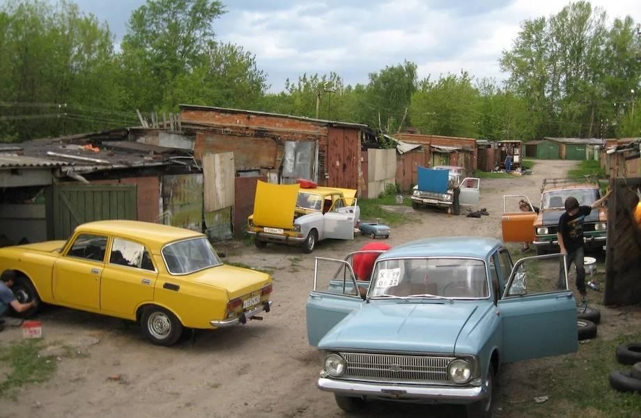 Топ-7 любимых развлечений советских мужчин