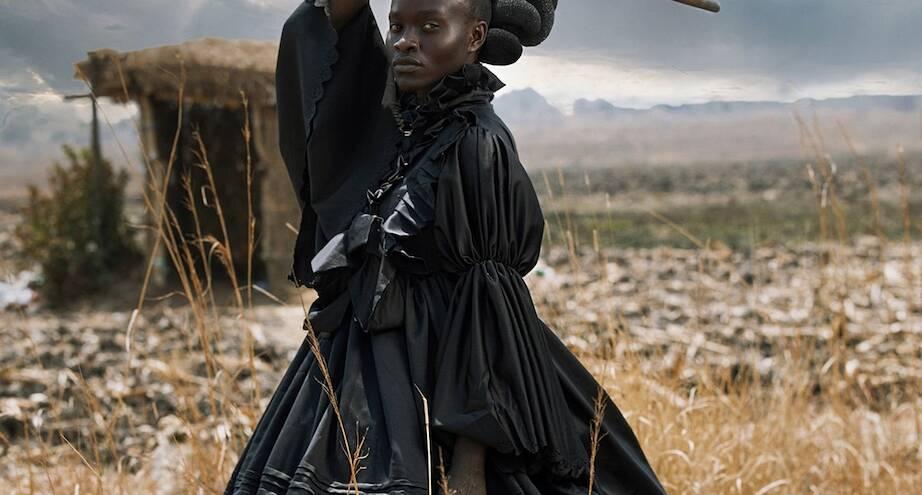 Фото дня: африканский викторианец