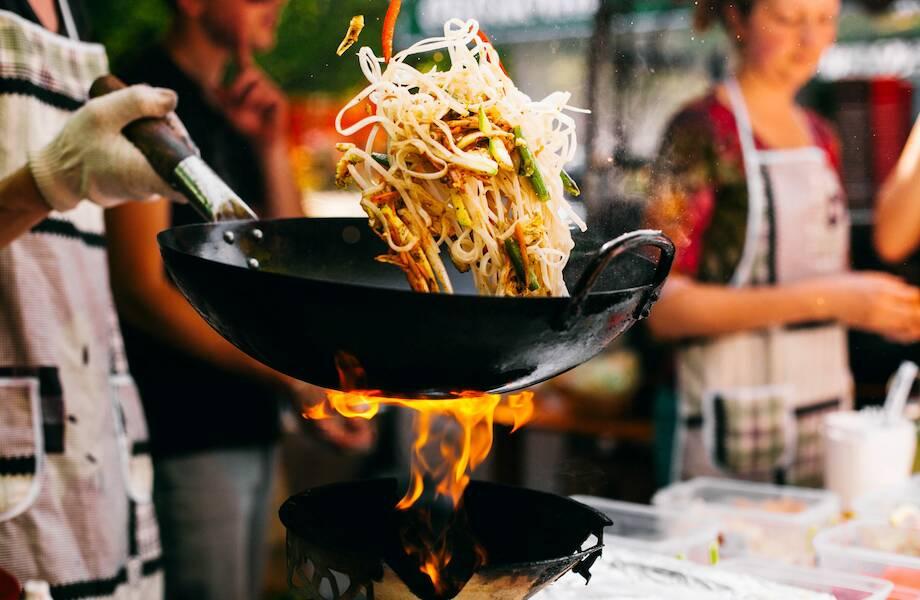 Почему французы никогда не моют сковородки