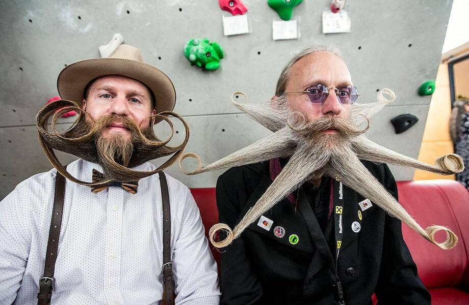 Плевание косточек и заклинание червей: 6 необычных конкурсов из разных стран