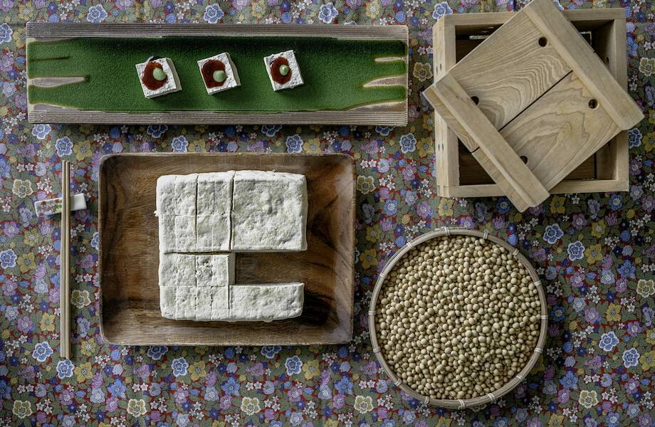 Как на Тайване из воды грязевых вулканов делают тофу