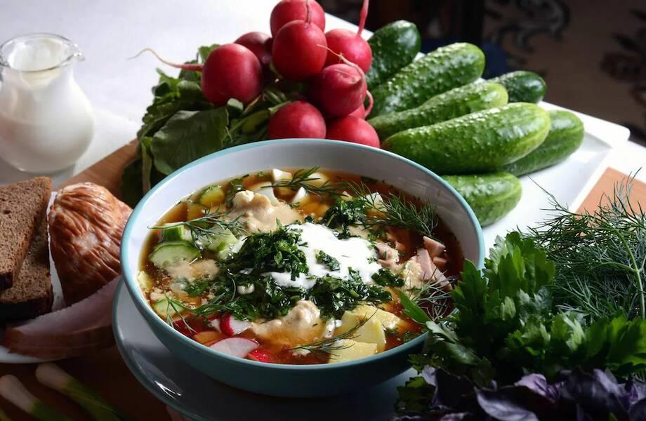 Салат с колой и грибы не из магазина: что иностранцы думают о лете в России
