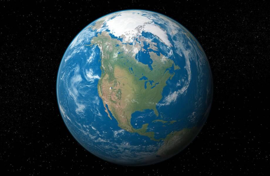 Как атмосферы безжизненных планет могут наполниться кислородом