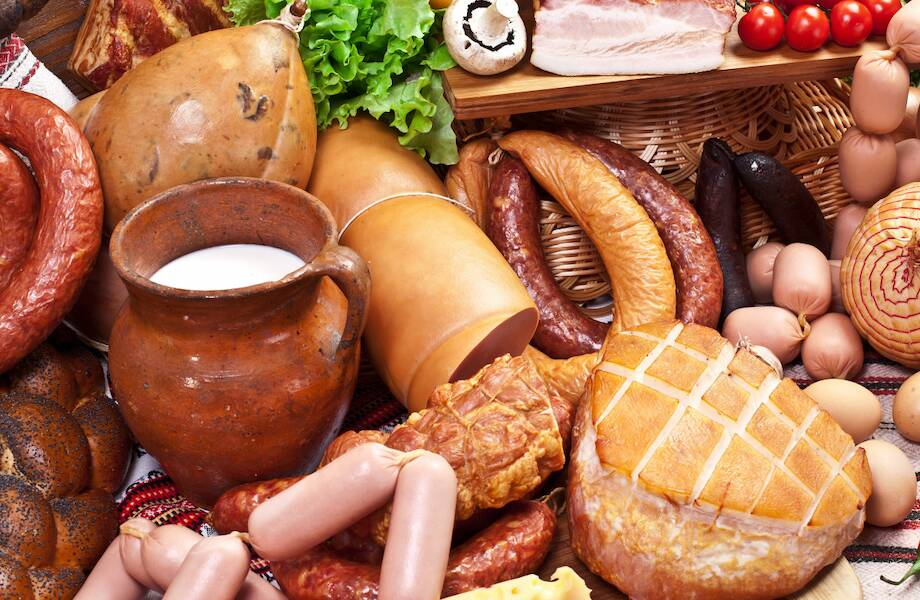 Молоко и колбаса: продукты в СССР, которые не были вредными, а сейчас их избегают