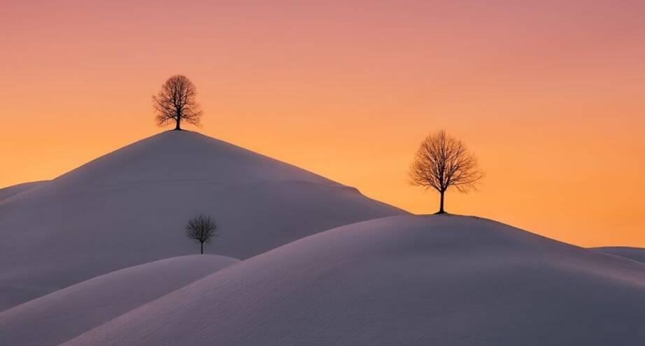 Фото дня: когда природа затихает