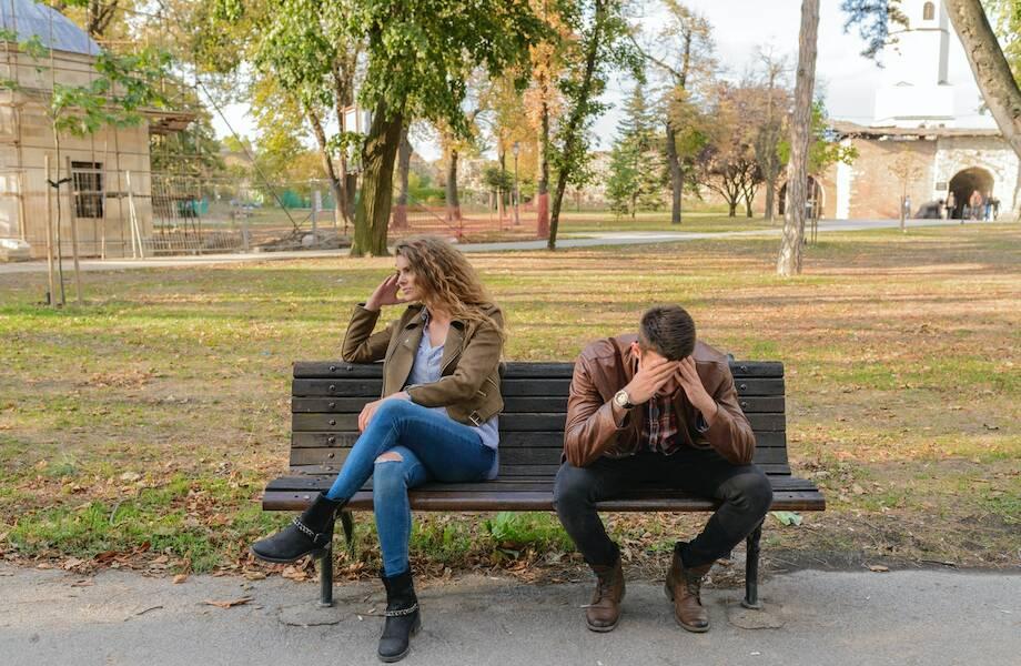 6 вещей, из-за которых пары ссорятся в путешествиях