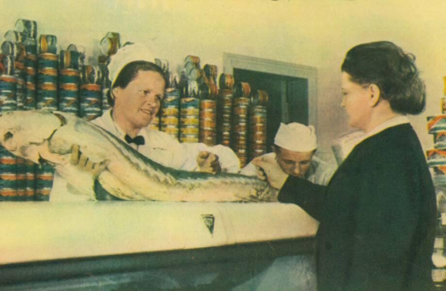 Для чего в СССР ввели рыбный день, и по какой причине им стал именно четверг