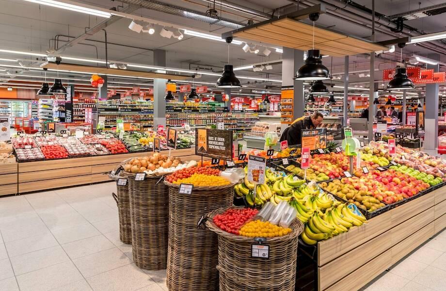 Какими будут супермаркеты, подготовленные к пандемии