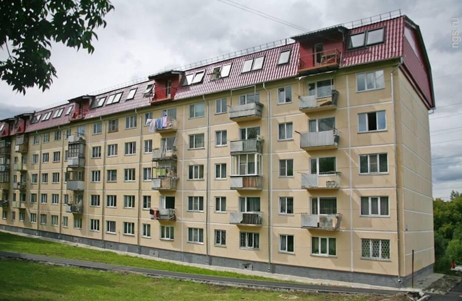 Почему в хрущевках нет балконов на первом этаже: 4 веские причины