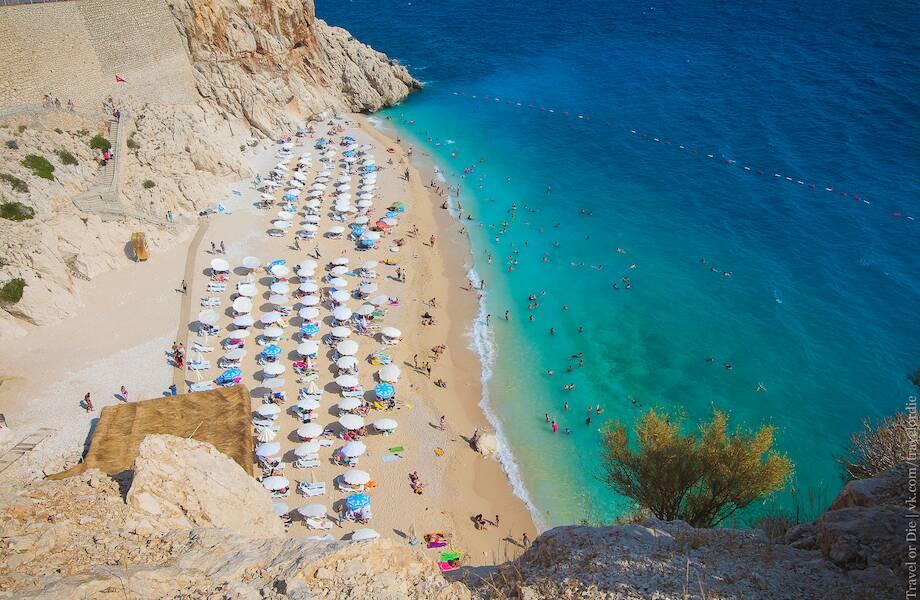 5 секретных пляжей Турции, о которых не знают приезжие
