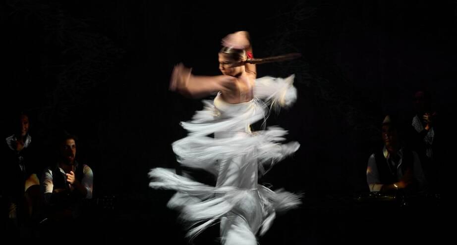 Фото дня: в вихре танца