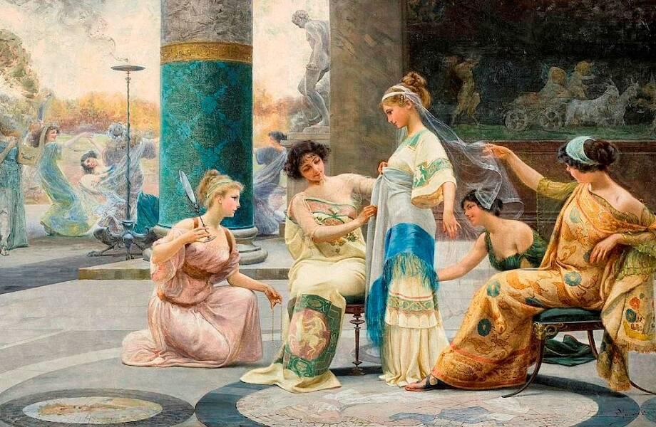 Зачем женщины Древнего Рима ежегодно сбегали от своих супругов на три дня
