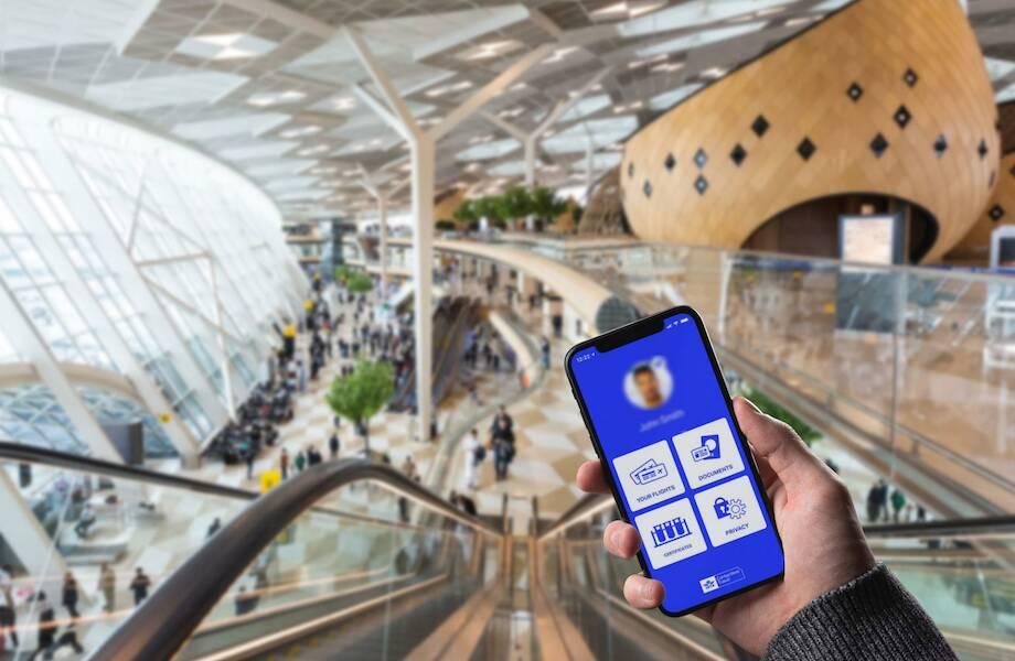 Авиакомпания AZAL начала тестирование приложения IATA Travel Pass