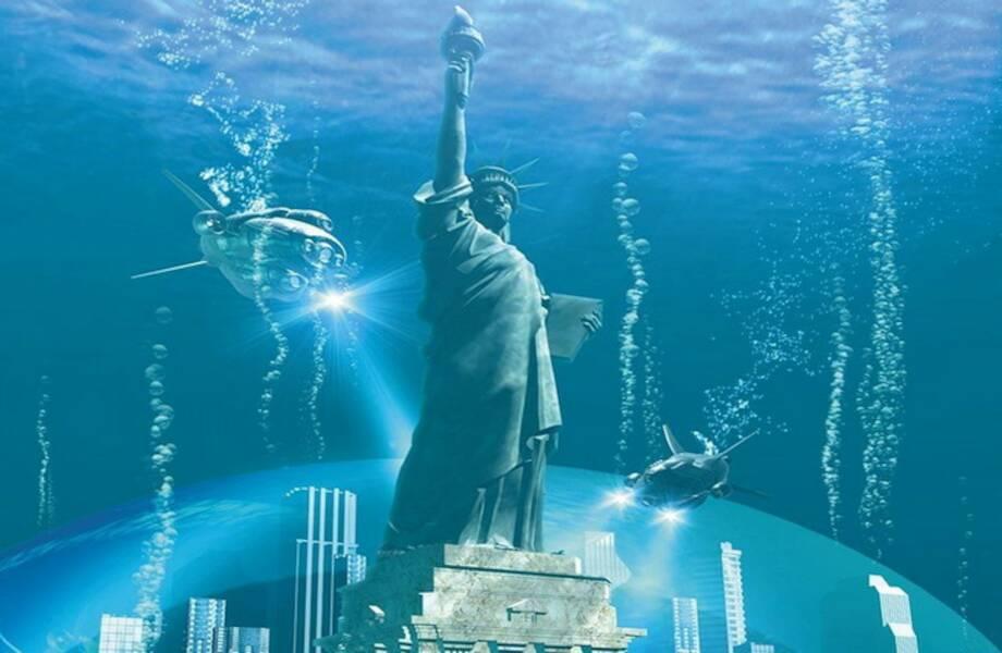 Как будет выглядеть мир в 2050 году, если не остановить глобальное потепление