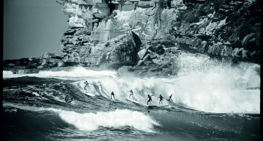 Фото дня: австралийские серферы в 1960-х годах
