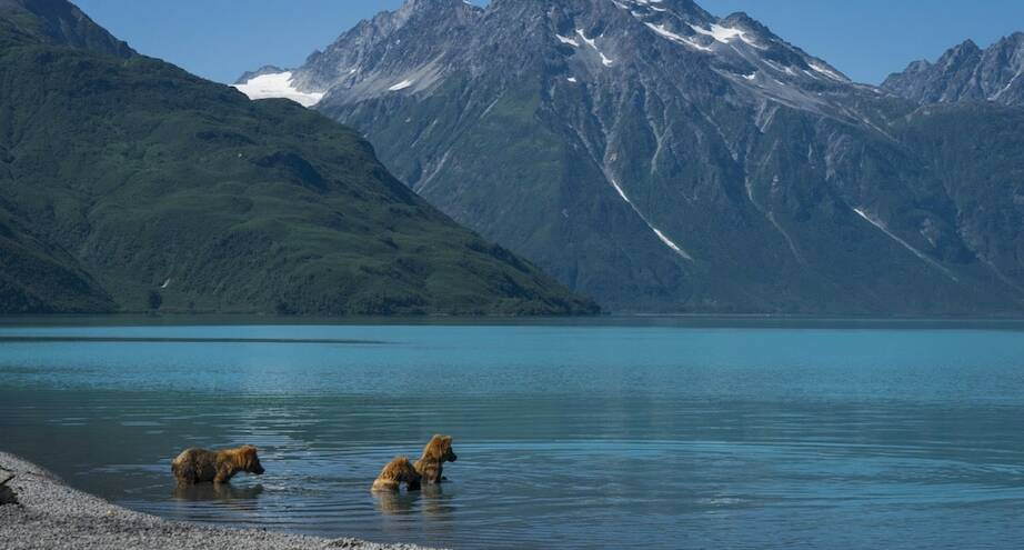 Фото дня: пейзажи Аляски