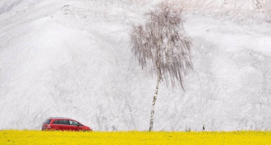 Фото дня: осень в Германии