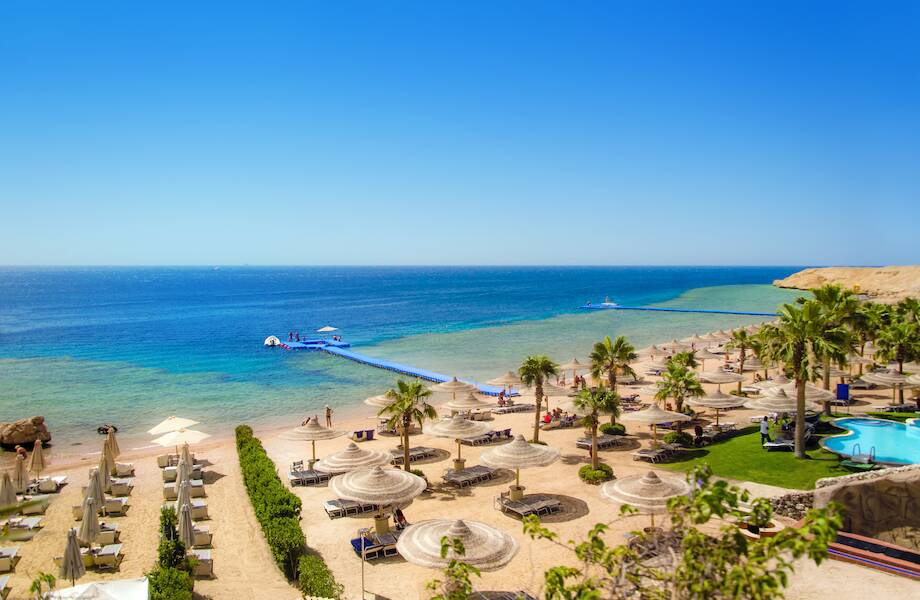 Туры в Египет в 5* отели с высоким рейтингом от 59 000 руб. Все включено